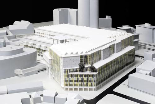 MST Enschede, voorlopig ontwerp 2009